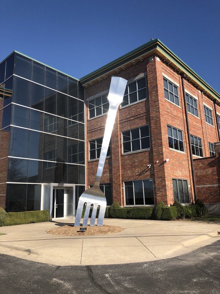 World's Largest Fork: 2215 W Chesterfield Blvd, Springfield, MO