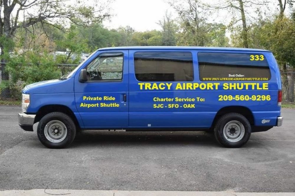 Tracy Airport Shuttle: 28644 S Tracy Blvd, Tracy, CA