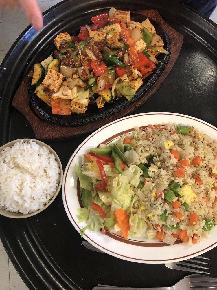shinla restaurant & sushi bar: 57 Main St, Brattleboro, VT