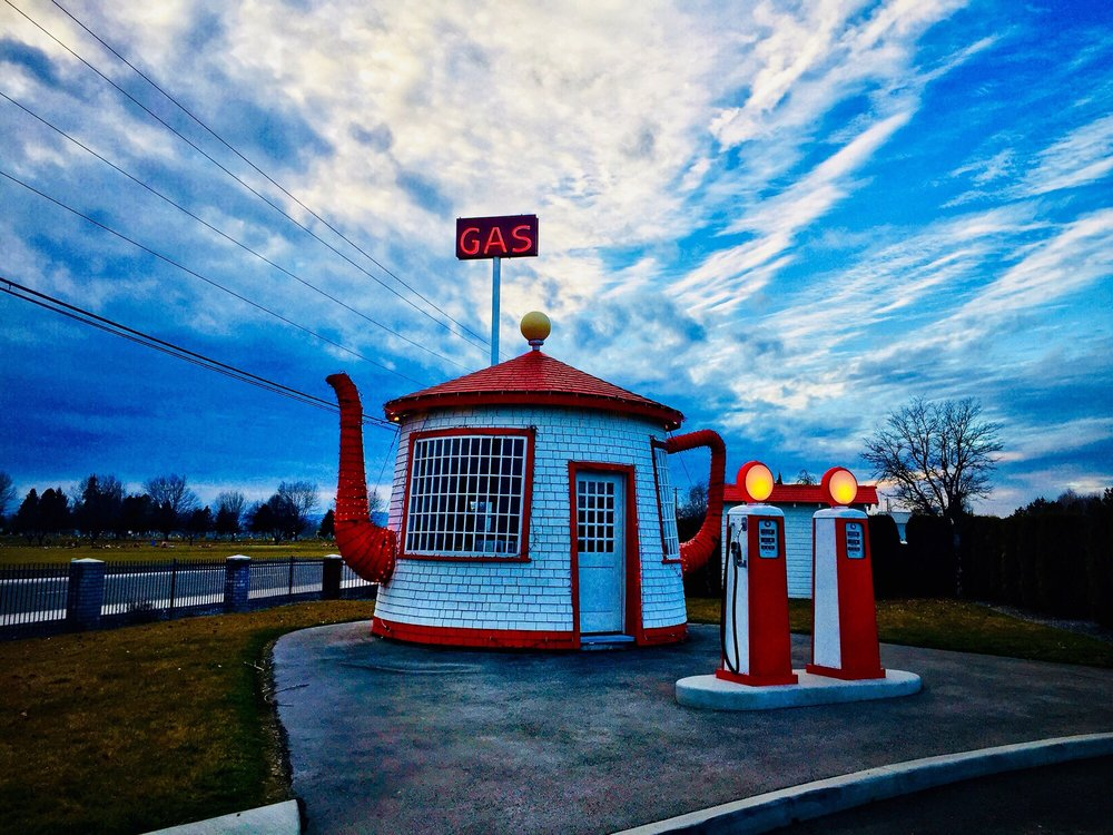 Teapot Dome Service Station: 117 1st Ave, Zillah, WA