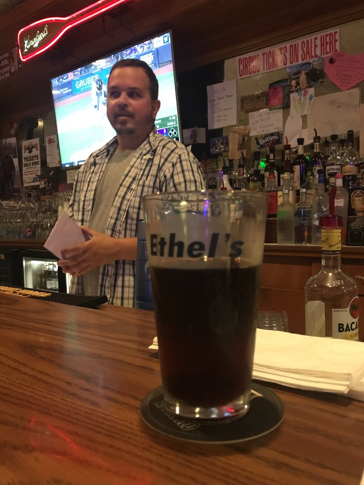 Ethel's Pub & Grill: 100 W Main St, Chilton, WI