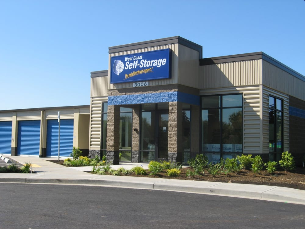 West Coast Self-Storage of Padden Parkway: 8006 NE 72nd Ave, Vancouver, WA