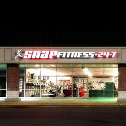 "Snap Fitness…""We are looking for an owner for both locations."