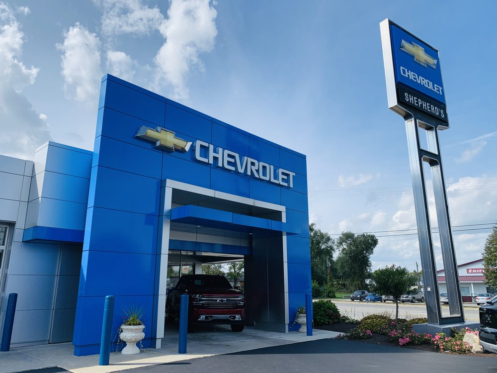 Shepherds Chevrolet: 1002 State Road 114 West, North Manchester, IN