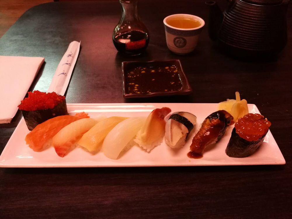 Toyama Sushi: 389 M St, Crescent City, CA