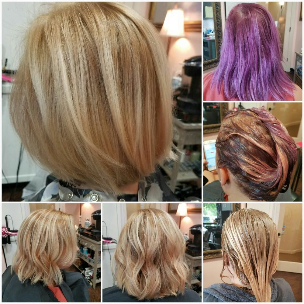 Color Correction By Amanda Shope From Purple To Beautiful