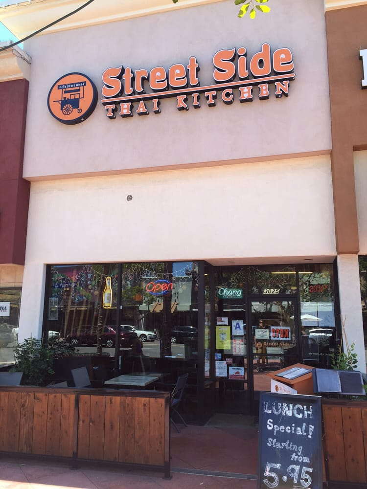 street side thai kitchen for the first time o o yelp rh yelp com