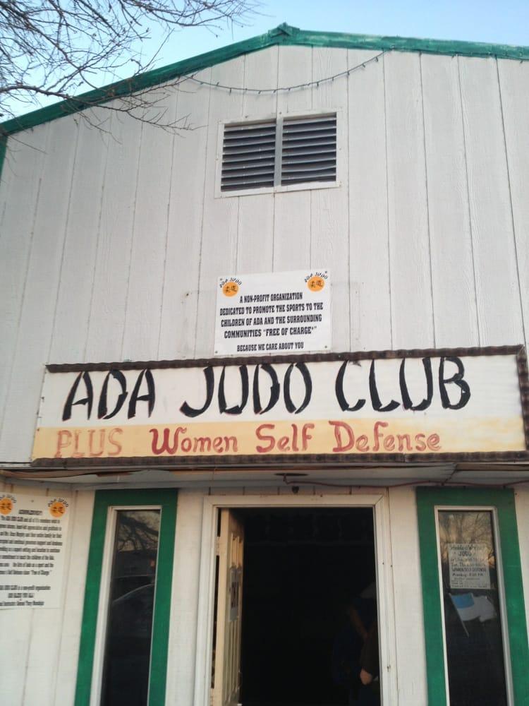 Ada Judo Club: 1109 N Broadway Ave, Ada, OK