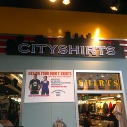 City Shirts Screen Printing T Shirt Printing Mall Of