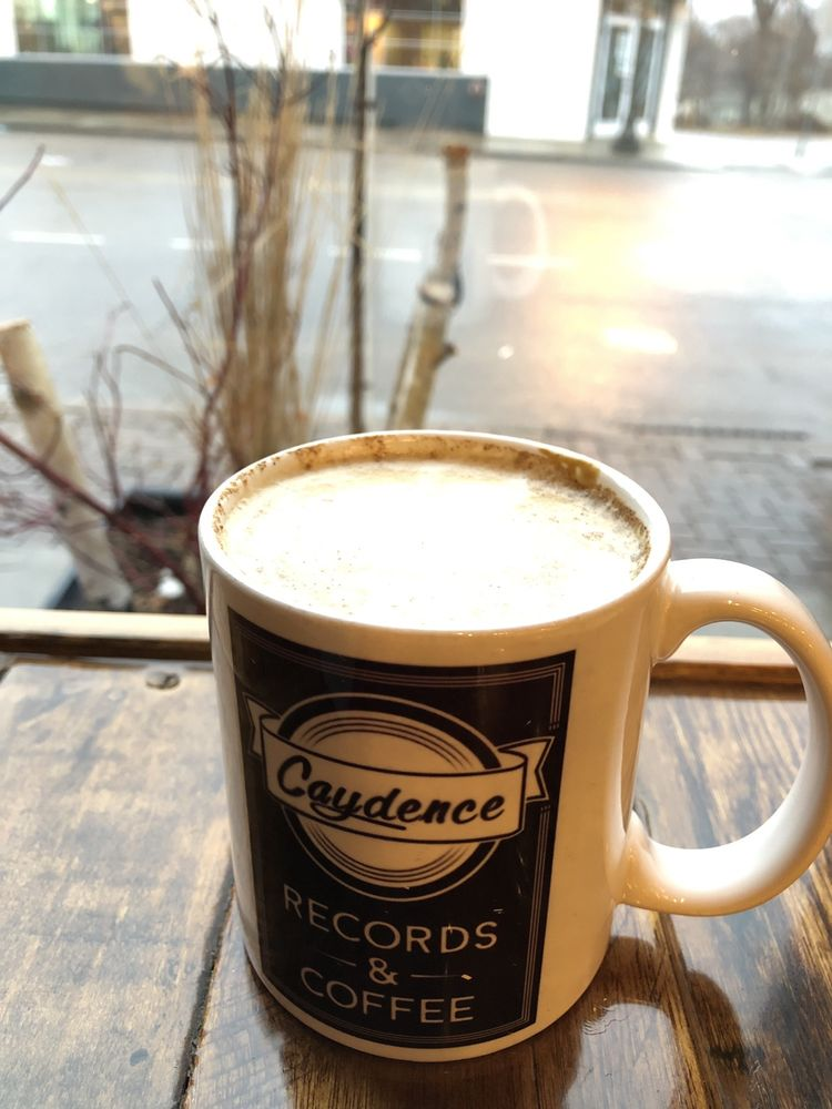 Caydence Records and Coffee: 900 Payne Ave, Saint Paul, MN