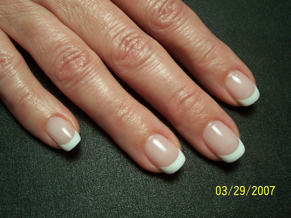 French Gel Manicure Overlay - Yelp