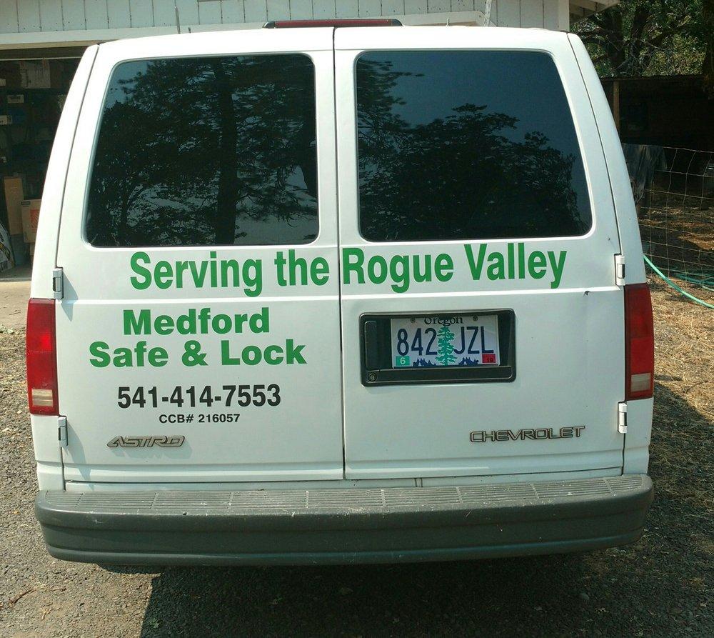 Medford Safe & Lock: Eagle Point, OR