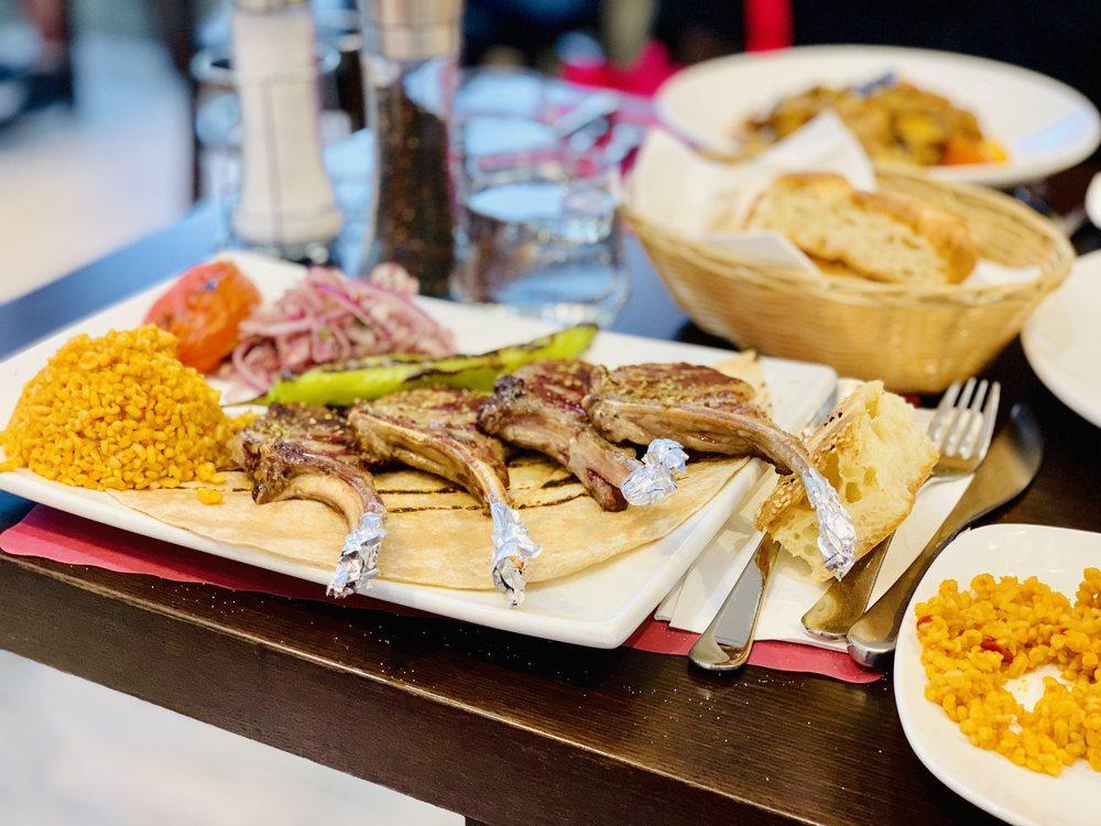 Saray Cuisine: 575 Anderson Ave, Cliffside Park, NJ