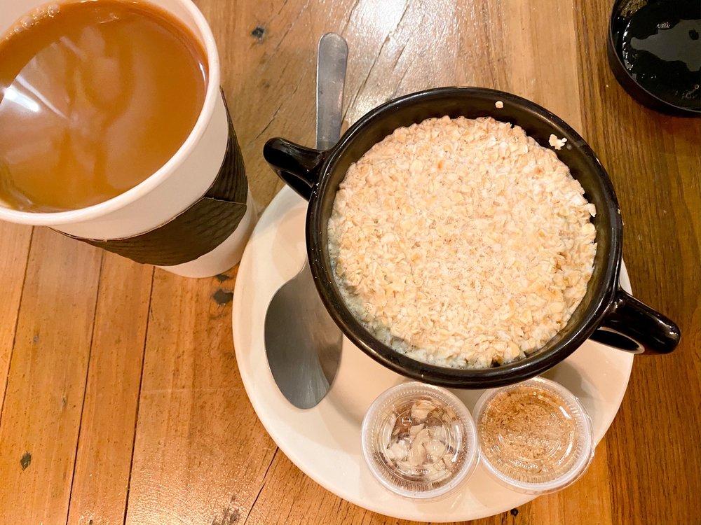 Food from Cafe Diem