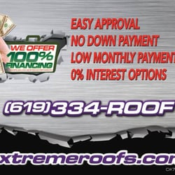 Photo Of Extreme Roofing   Lakeside, CA, United States. 100% Financing  Available