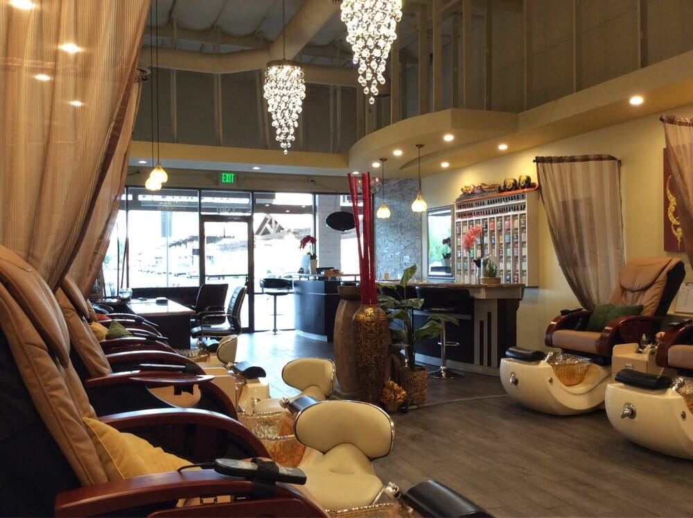 Organic Nail Bar: 1340 N Moorpark Rd, Thousand Oaks, CA