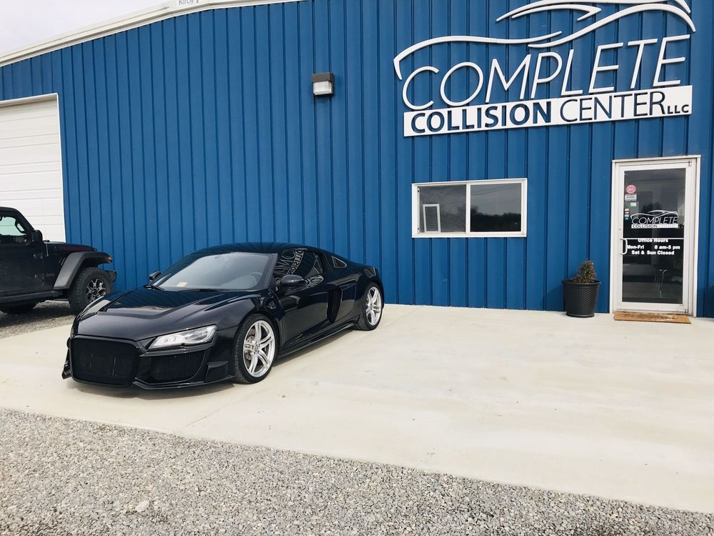 Complete Collision Center: 4300 State Hwy 74, Cape Girardeau, MO