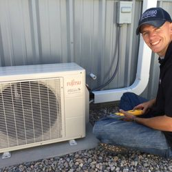 Photo Of Robbins Heating Air Conditioning Farmington Nm United States Steve