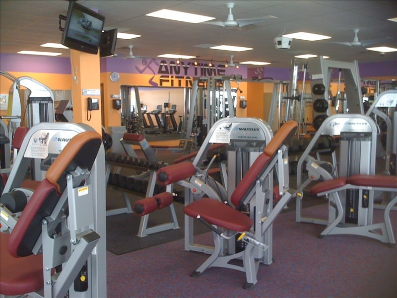 Anytime Fitness: 3600 S Chandler Dr, Muncie, IN