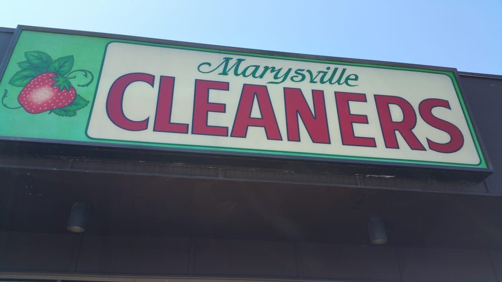 Marysville Cleaners: 1337 State Ave, Marysville, WA