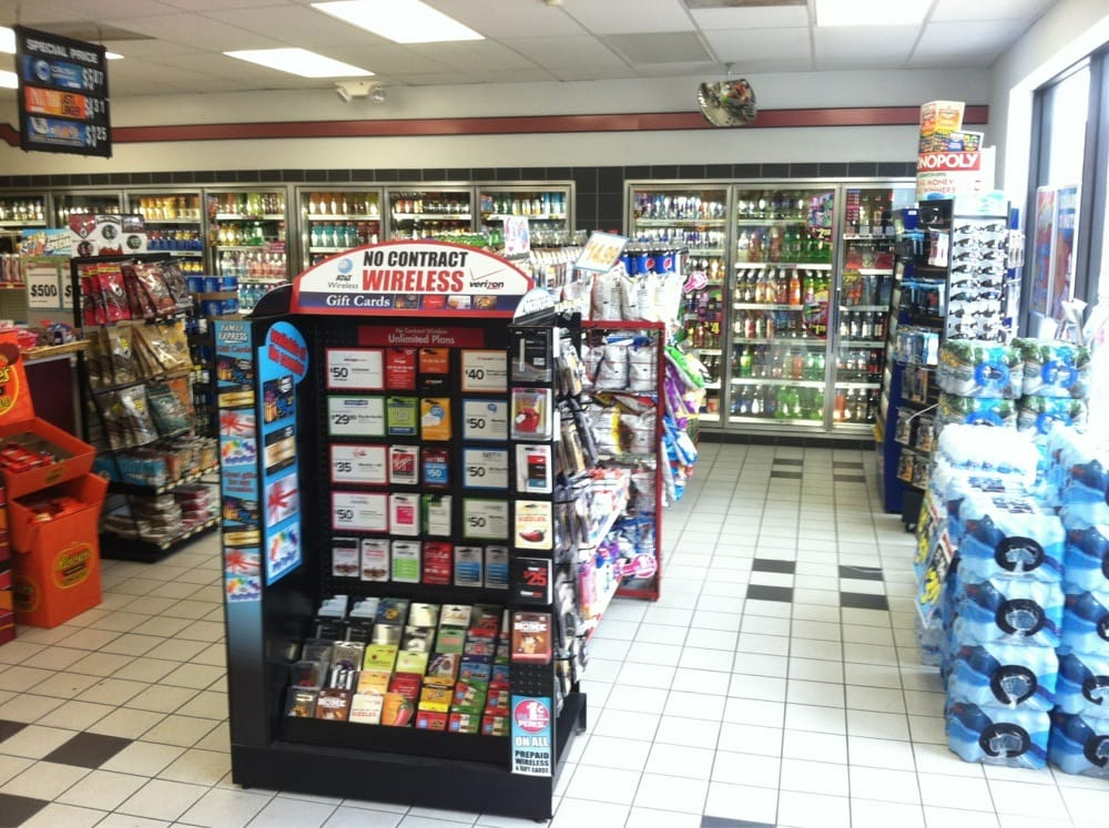 Family Express: 754 S College Ave, Rensselaer, IN