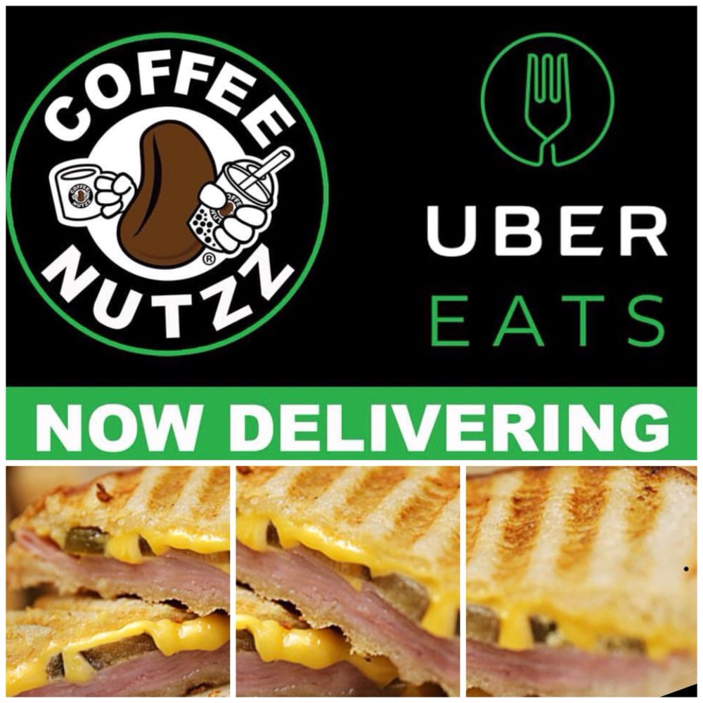 Coffee Nutzz: 119 E Foothill Blvd, Rialto, CA