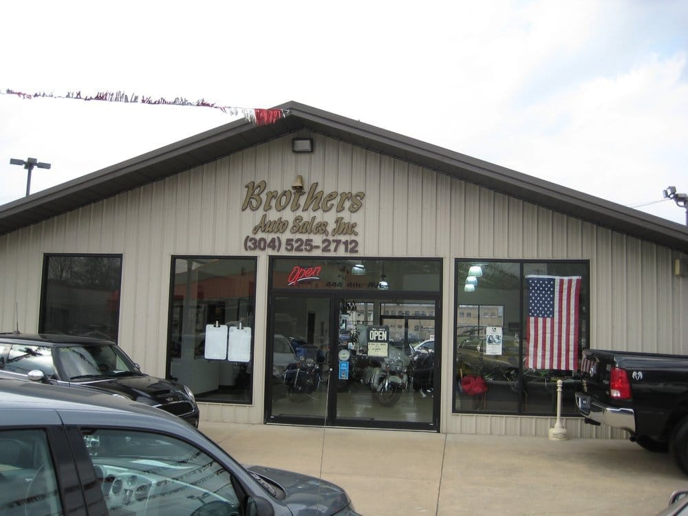brothers auto sales get quote car dealers 444 4th ave huntington wv phone number yelp. Black Bedroom Furniture Sets. Home Design Ideas