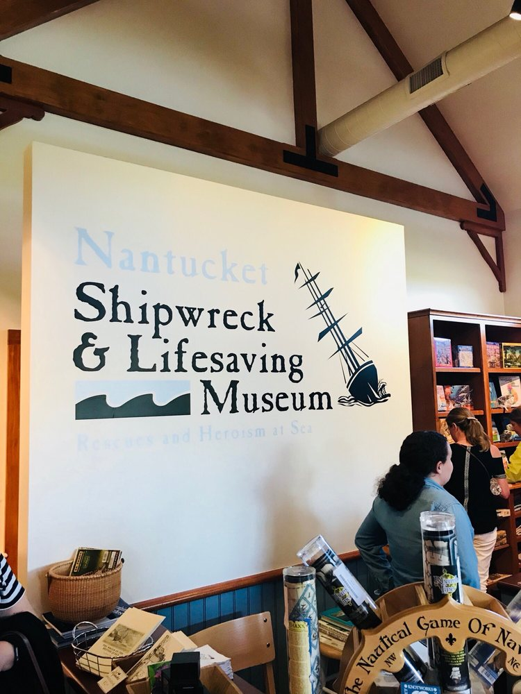 Egan Maritime's Shipwreck & Lifesaving Museum: 158 Polpis Rd, Nantucket, MA