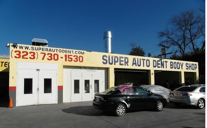 Super Auto Dent Body
