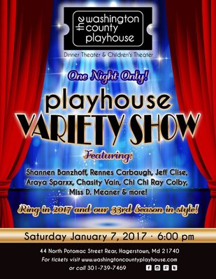 Washington County Playhouse 44 N Potomac St Hagerstown Md