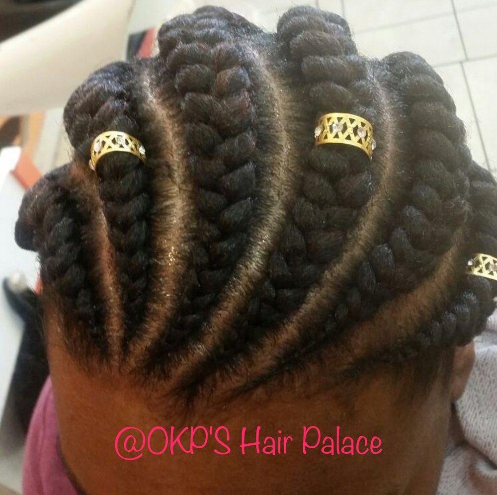 Okps Hair Braiding Palace 23 Photos Hair Stylists 3800 E Stan