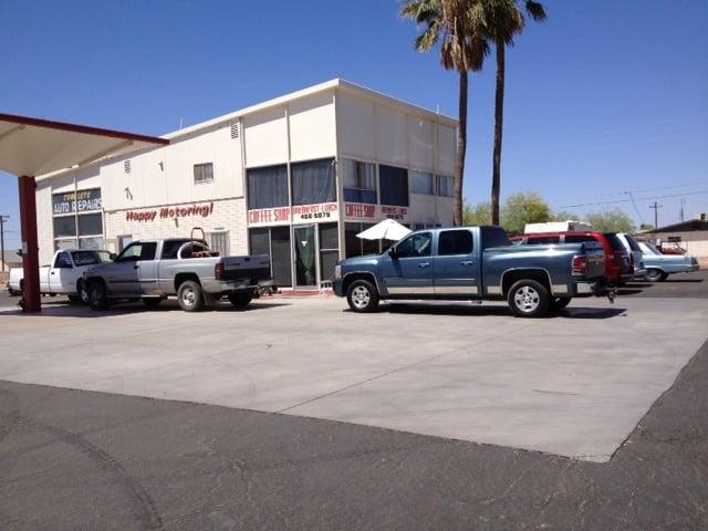 Photo of Alex's Coffee Shop: Arizona City, AZ