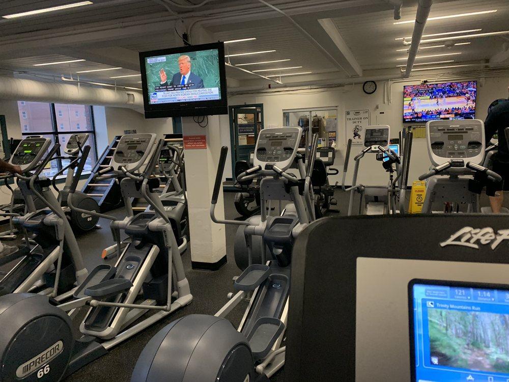 Callaghan Fitness Center