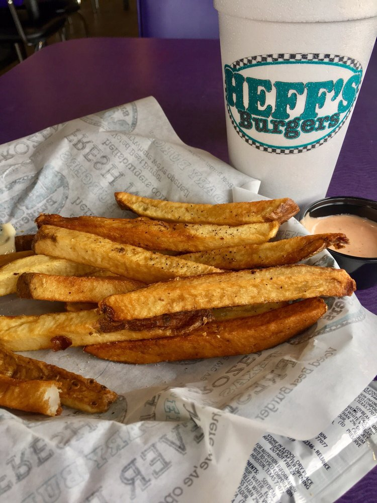 Heff's Burgers: 1806 Dent Dr, Sweetwater, TX