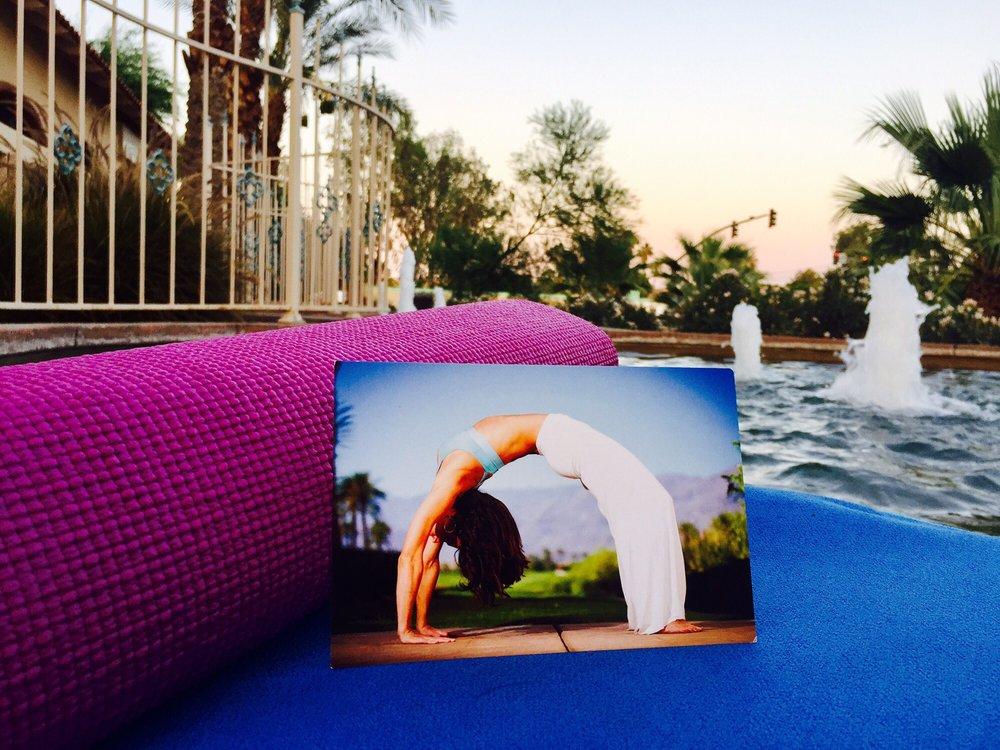 Evolve Yoga: 50991 Washington St, La Quinta, CA