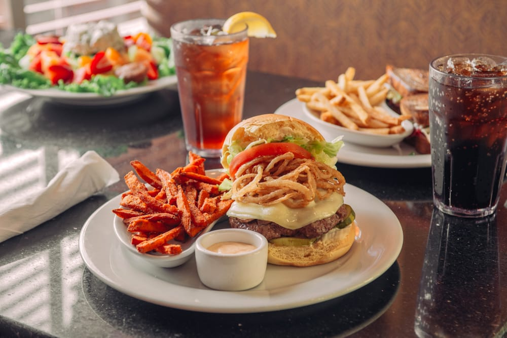 Monterey Grill: 1665 Dunlawton Ave, Port Orange, FL