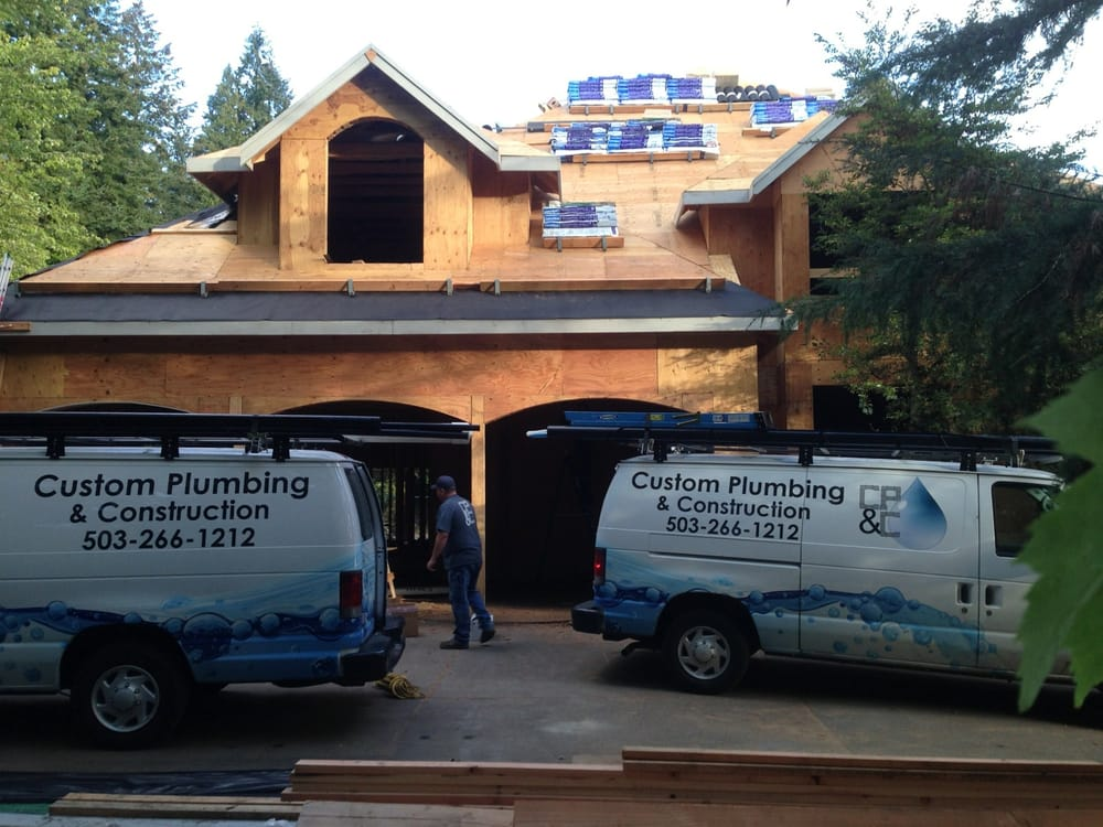 Custom Plumbing & Construction, LLC: 26680 S Barlow Rd, Canby, OR