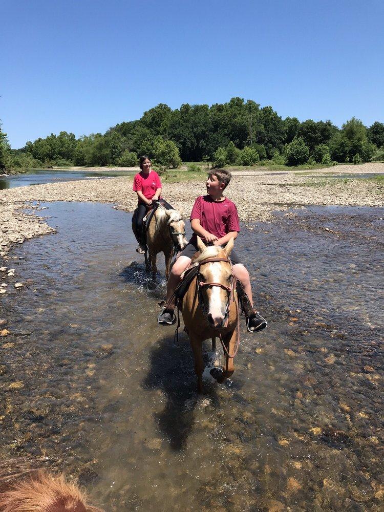 Riverman Trail Rides: 1735 Pine View Rd, Broken Bow, OK