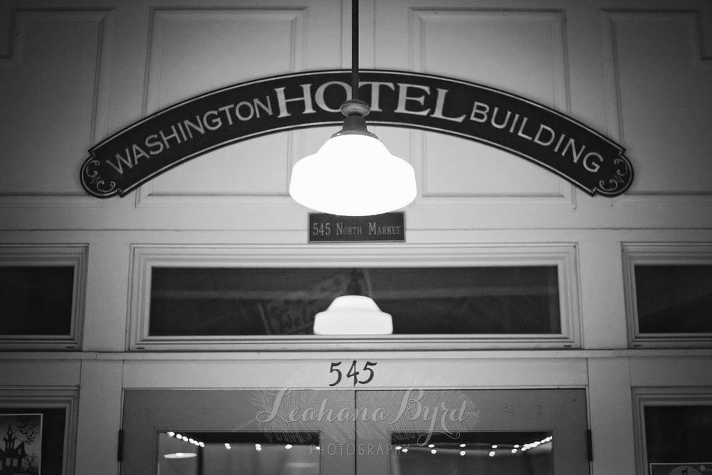 The Vintage Grand Room at Hotel Washington: 545 N Market Blvd, Chehalis, WA