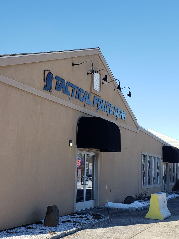 Tactical Police Gear: 1555 Highland Ave, Cheshire, CT