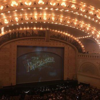 Photo Of Auditorium Theatre Chicago Il United States