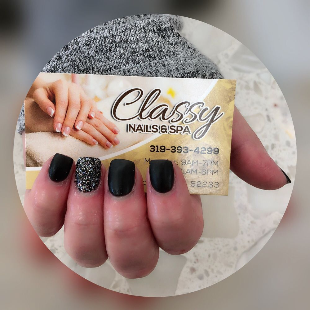 Classy Nails: 2162 Blairs Ferry Rd, Hiawatha, IA