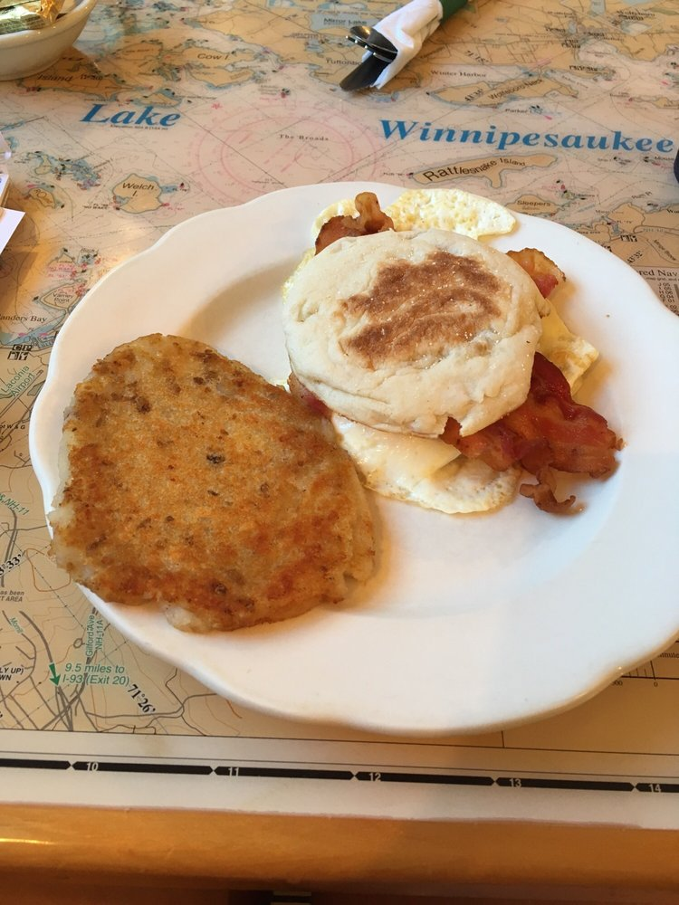 Olde Bay Diner: 12 Mount Major Hwy, Alton, NH
