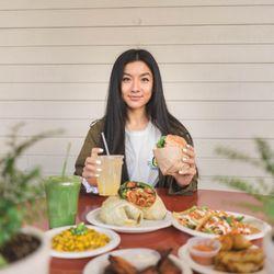 Photo Of Oasis Vegetarian Cafe Riverside Ca United States