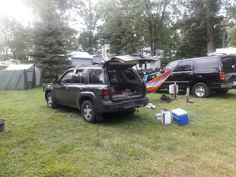 Port Valhalla Campground: 794 100th St, Amery, WI