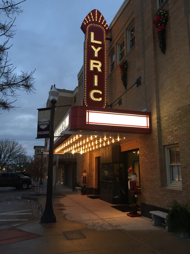 Social Spots from Brownwood Lyric Theatre