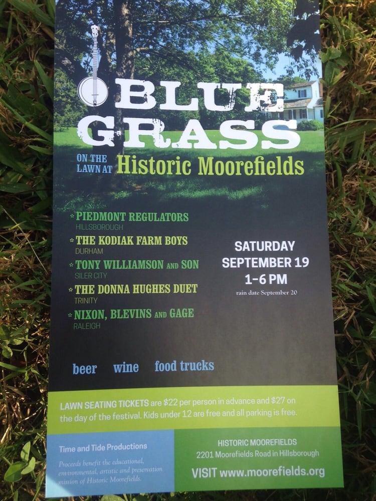 Moorefields Foundation: 2201 Moorefields Rd, Hillsborough, NC