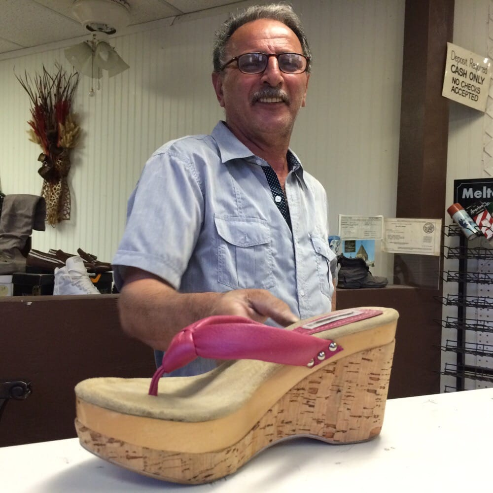 Navajo Shoe Repair La Mesa Ca