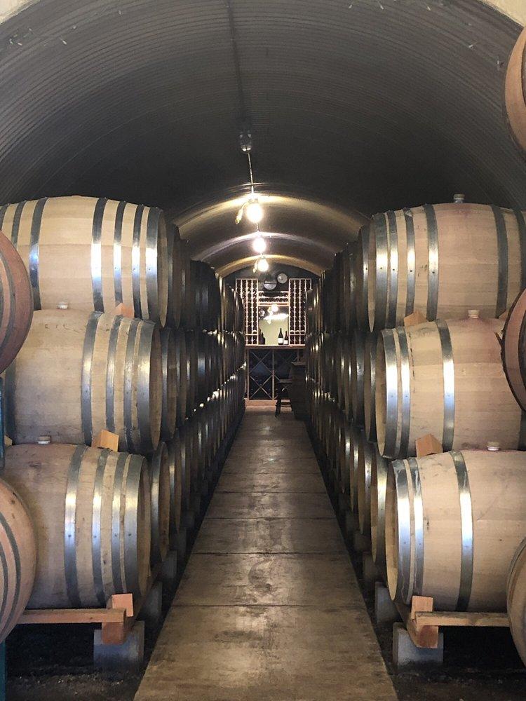 J.K. Carriere Wines: 9995 NE Parrett Mountain Rd, Newberg, OR