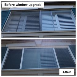 Photo Of Versa Glass   Gardena, CA, United States. Before And After Versa